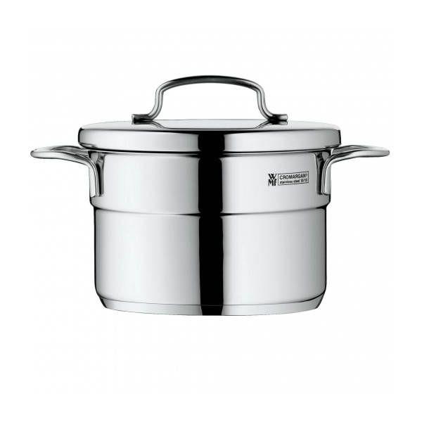 WMF mini 雙耳不銹鋼鍋含蓋14公分 1.3L
