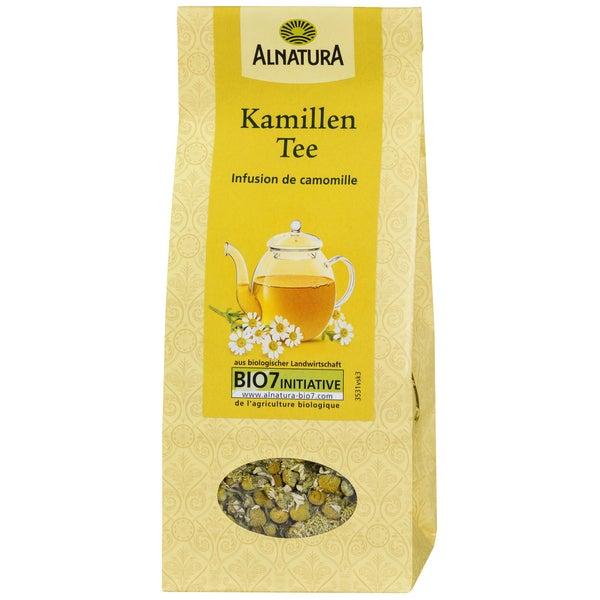 《新品體驗價》德國 Alnatura 有機洋甘菊茶 保存期限2021.4月 Alnatura 有機洋甘菊茶