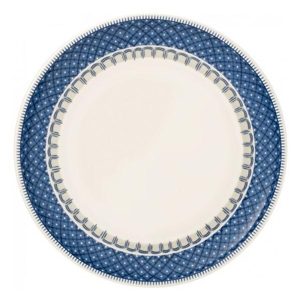 Villeroy & Boch Casale Blu 餐盤 27公分 【優惠價不提供刷卡】 Villeroy & Boch Casale Blu