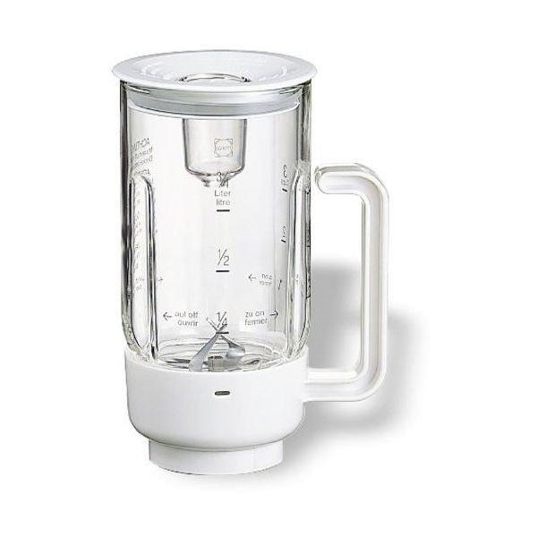 德國版 Bosch MUZ4MX3 玻璃蔬果調理機0.75L 適用MUM4系列 Bosch MUZ4MX3 玻璃 蔬果調理機 0.75L