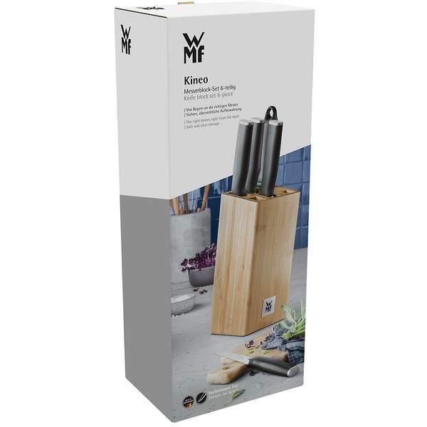 德國版 WMF Kineo 刀具六件組 WMF Kineo 主廚刀