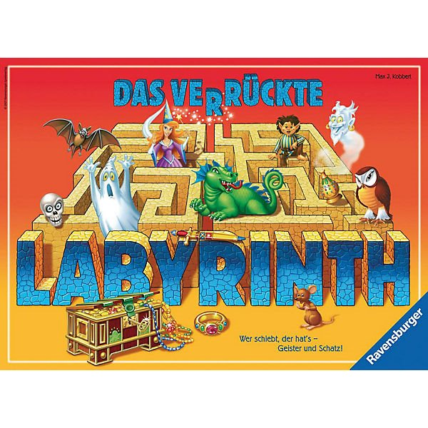 Ravensburger labyrinth 迷宮 百變迷宮 【優惠價不提供刷卡】 Ravensburger  labyrinth 迷宮 百變迷宮