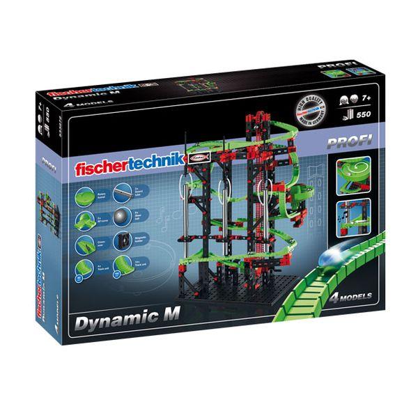慧魚積木 Fischertechnik PROFI Dynamic M 動力學  【優惠價不提供刷卡】 德國 慧魚 Fischertechnik PROFI Dynamic M