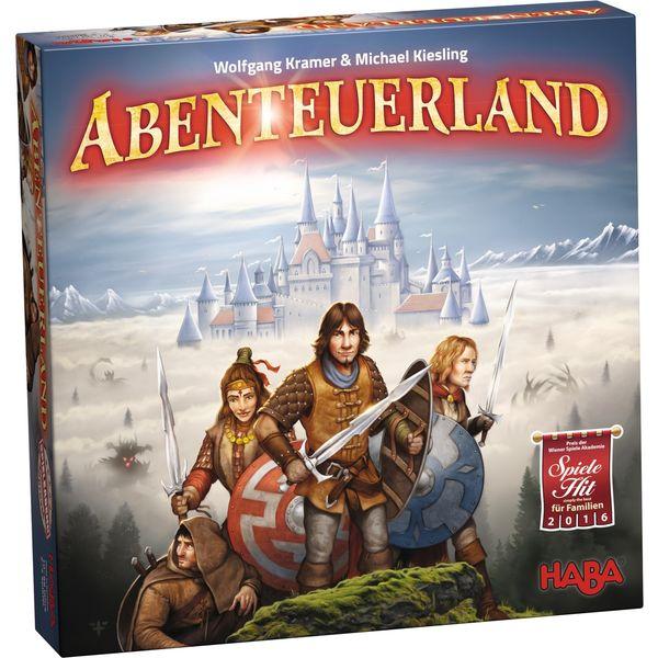 德國 HABA 300928 Abenteuerland 冒險地 德國 HABA 300928 Abenteuerland 冒險地