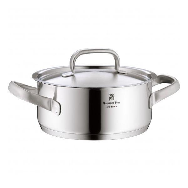 德國版 WMF Gourmet Plus 雙耳湯鍋 16公分 1.4L WMF Gourmet Plus 雙耳湯鍋 16公分