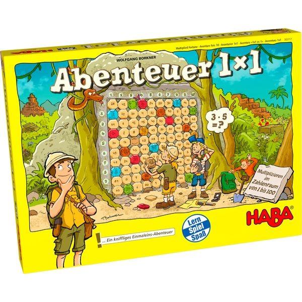 HABA 303717 Abenteuer  黃金城密碼 HABA 303717 Abenteuer  黃金城密碼