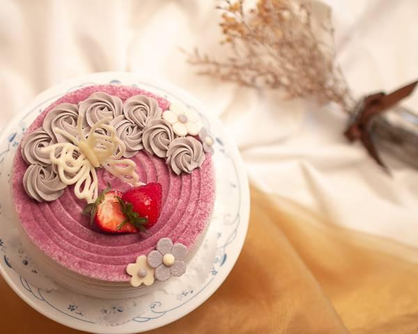 生日蛋糕 - 法蘭司