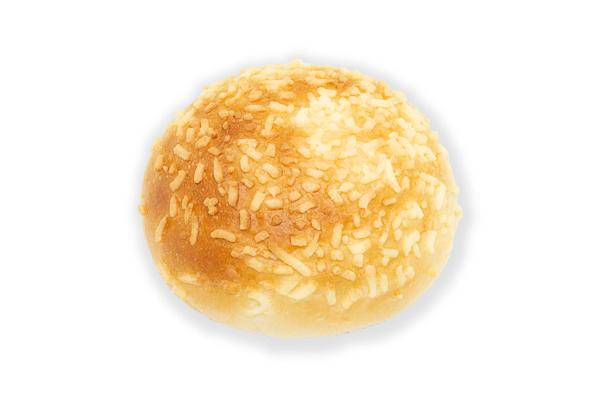 奶酥麵包 奶酥菠蘿,台式甜麵包表皮加上酥菠蘿,酥脆的表皮下綿密濃香的奶酥,是經典柔軟的台式傳統麵包,奶香濃郁的酥菠蘿,一口下來,酥軟的口感與奶酥重疊,在口中層層綻放。