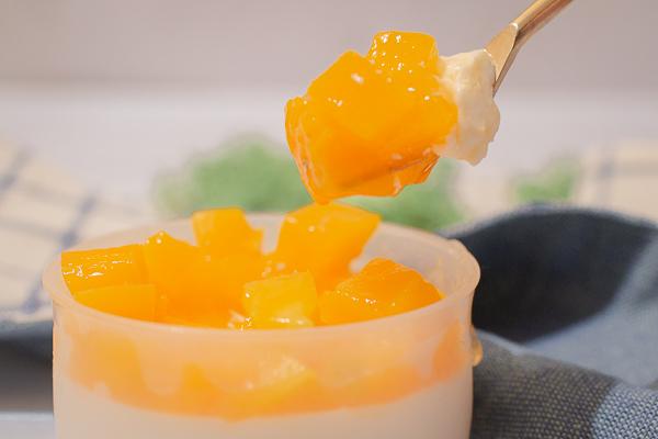 芒果奶酪 芒果奶酪,芒果奶露,義式奶酪,芒果果醬,台北,甜點,好吃,手工鮮奶酪,推薦,酸甜