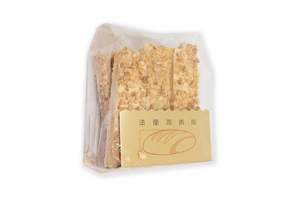 杏仁起酥條 杏仁起酥條,蜜蘭諾,杏仁糖霜,千層餅乾,千層酥,法蘭司烘焙,好吃,台北