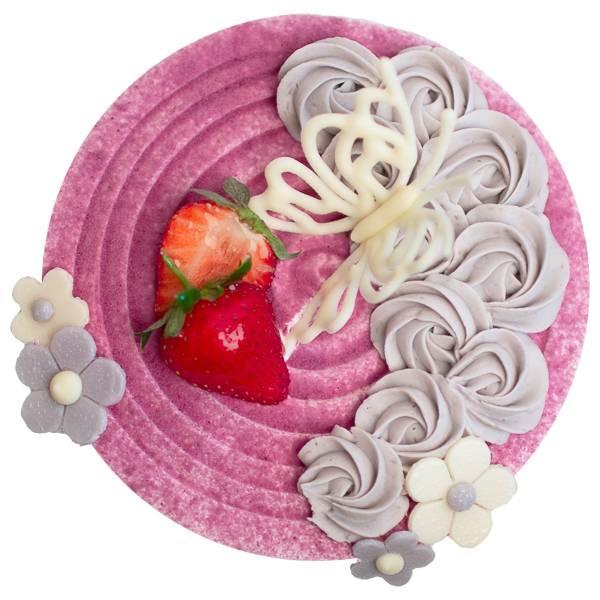 漣漪 香草蛋糕,戚風蛋糕,芋泥蛋糕,水果大腦,蝴蝶蛋糕,法蘭司,台北,生日蛋糕
