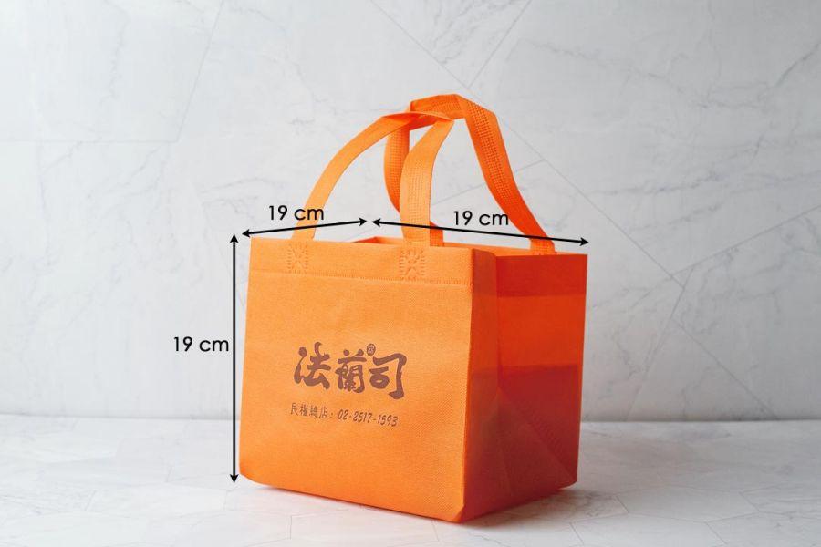 法蘭司購物袋(方)