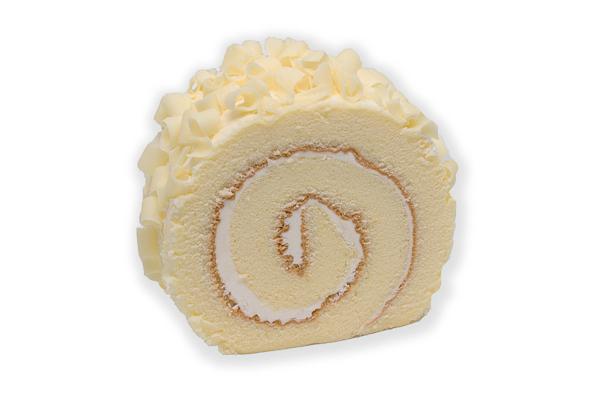 白巧小卷 白巧克力蛋糕捲,白巧小捲,白巧克力,蛋糕捲,法蘭司烘焙,好吃,台北,白巧克力毛巾卷