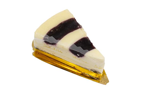 藍莓乳酪三角 乳酪蛋糕,重乳酪蛋糕,台北,法蘭司烘焙,澳洲乳酪,菲力乳酪,下午茶,藍莓乳酪,起司蛋糕,起司,乳酪