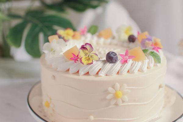 甜密蜜 - 哈密瓜蛋糕 哈密瓜蛋糕,母親節蛋糕,台北母親節蛋糕推薦,法蘭司烘焙,母親節蛋糕優惠
