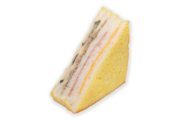 鮪魚三明治 鮪魚麵包,三明治,鮪魚三明治,法式鮪魚三明治,台北,法蘭司烘焙,中山區,早餐