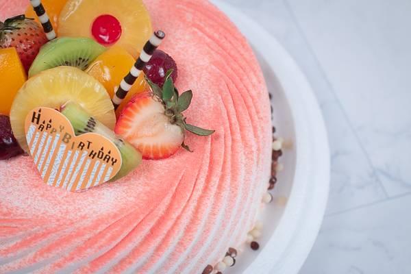 法蘭司 - 生日蛋糕