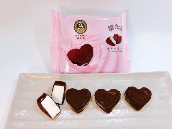 (團購)濃香草巧克力雪球4入