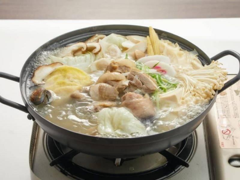 香菇蛤蜊土雞鍋(母親節限定)