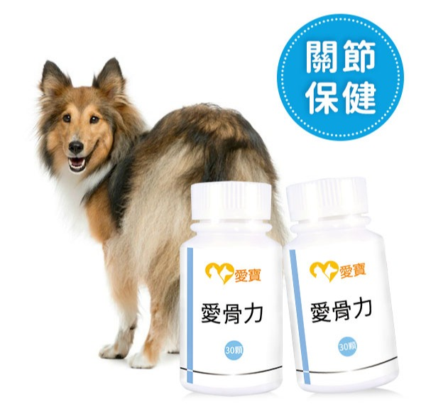 狗狗-愛骨力30顆/瓶2入 寵物保健食品,愛寶 寵物,寵物,狗狗健康食品,關節,狗骨質疏鬆, 狗關節炎,愛骨力,寵物保健,狗保健食品