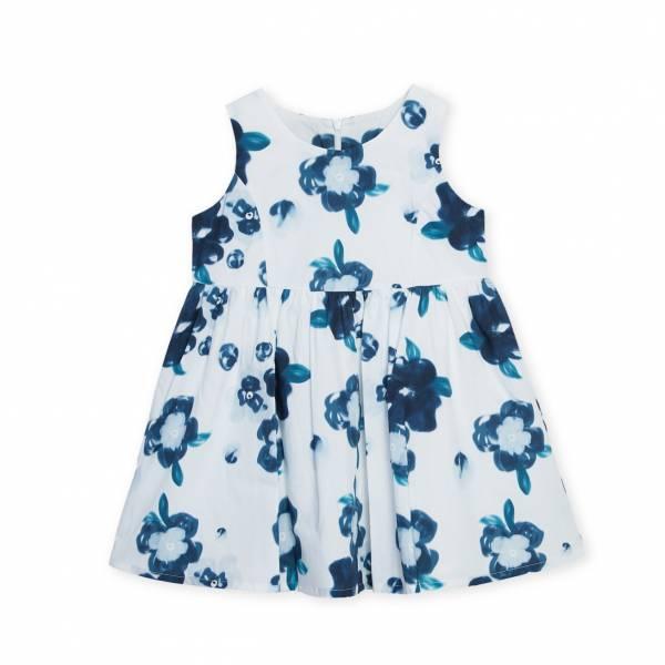 蝴蝶蘭時尚洋裝
