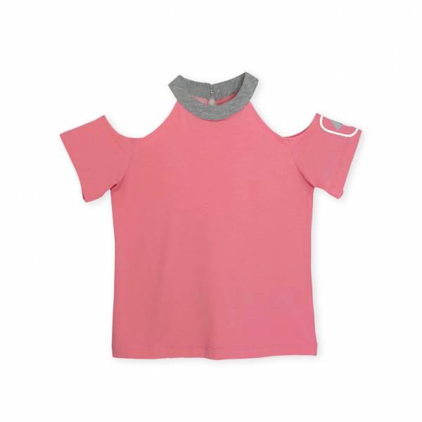 彩色魔法T恤 粉色