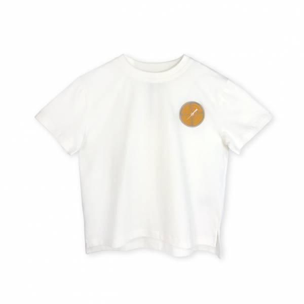 小偵查兵T恤 白色