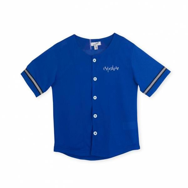 Lil Winner棒球衣 藍色