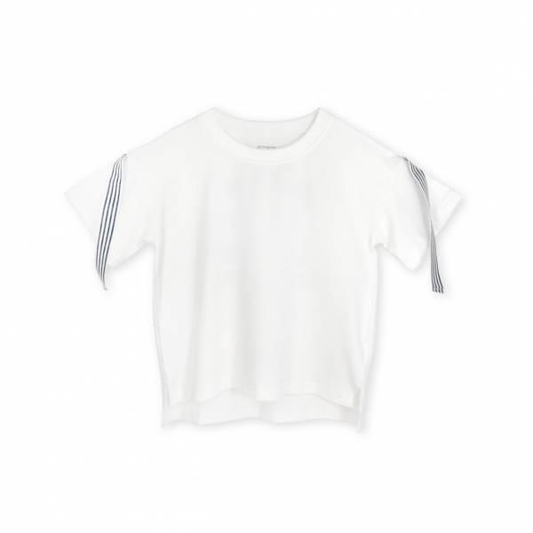 Lil RibbonT恤 白色