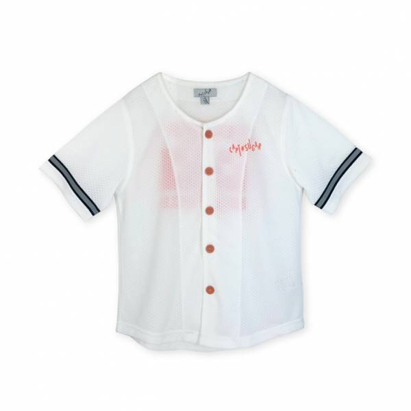 Lil Winner棒球衣 白色