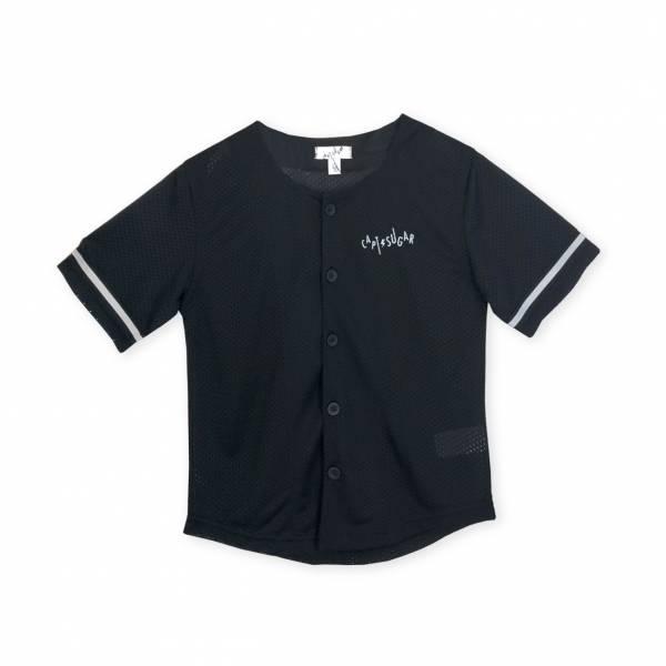 Lil Winner棒球衣 黑色