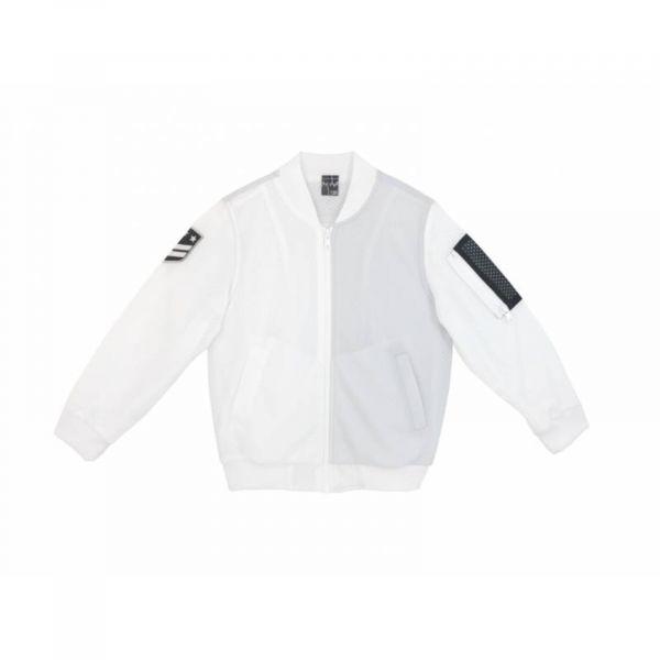 DreamStar飛行外套 白色