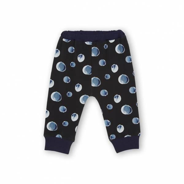 秋之雨嬰童休閒長褲 藍