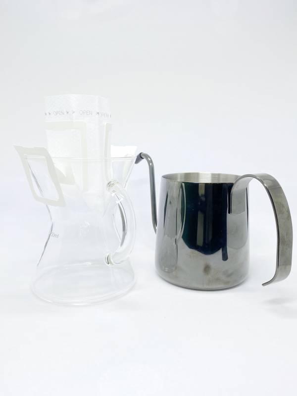 單人獨享掛耳全套(優惠組) 出軌咖,掛耳包,咖啡豆,咖啡器材,手沖咖啡