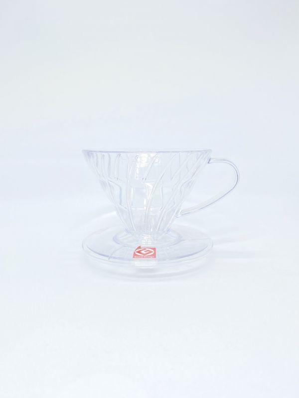 日本 Hario 樹脂濾杯 透明 V60 濾杯,咖啡,手沖,咖啡豆