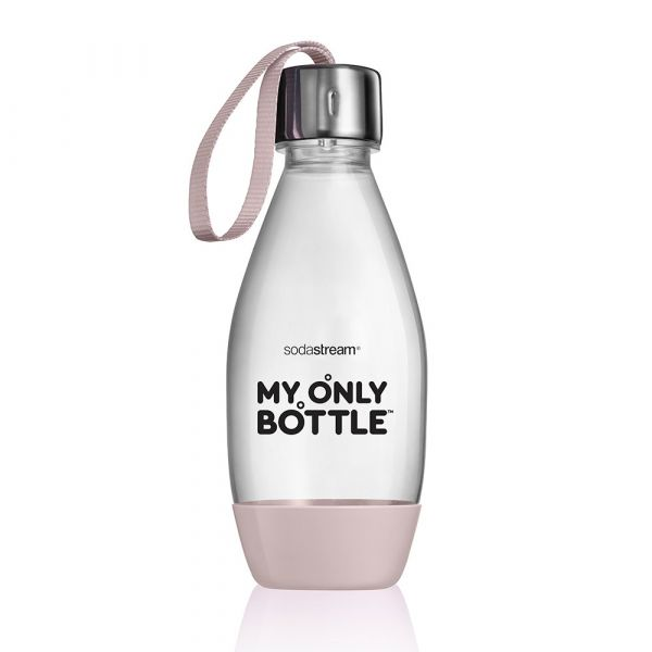 sodastream 好好帶專用水瓶500ML1入(3色)芭蕾粉