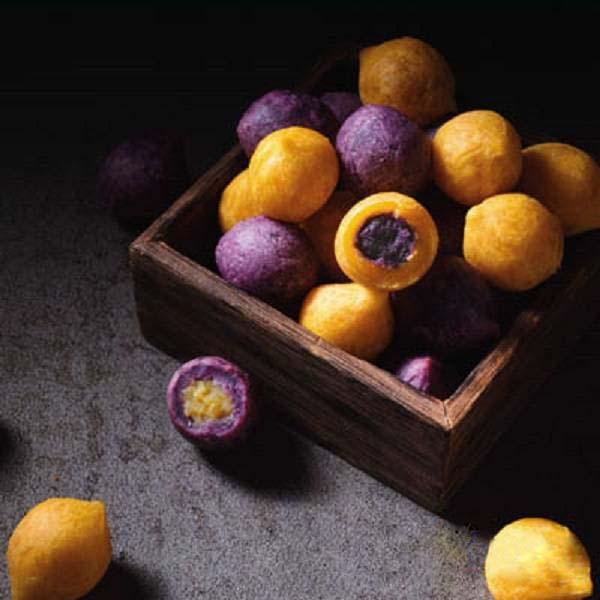 瓜瓜園紫金QQ球