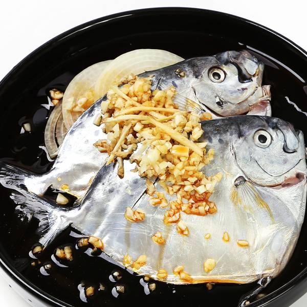 蚵仔寮急凍皮刀魚2尾入