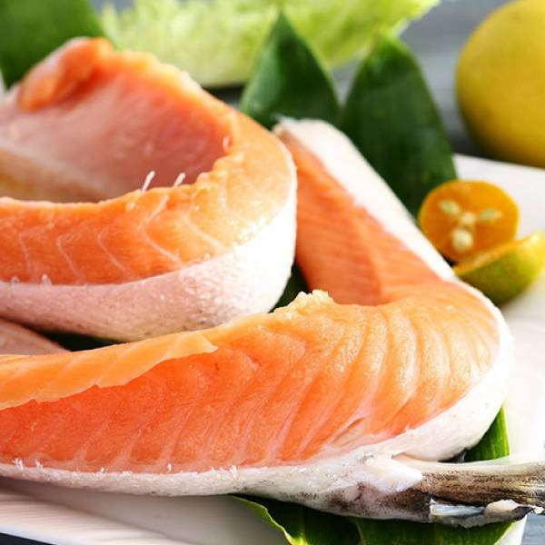 智利鮮嫩鮭魚腹肉條