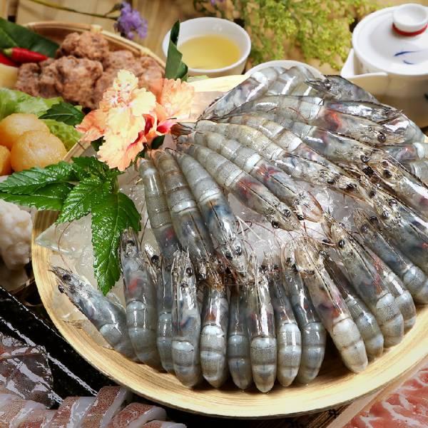 藍鑽蝦鍋物組(5人份)