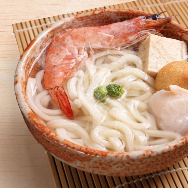 日本讚岐烏龍麵