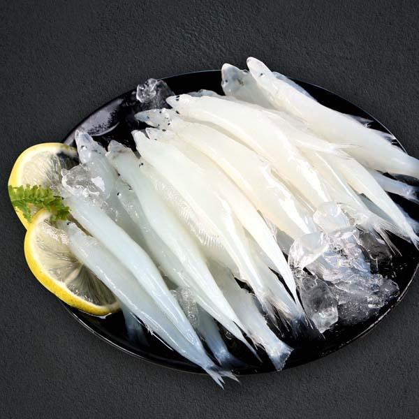 Q彈水晶活凍銀魚
