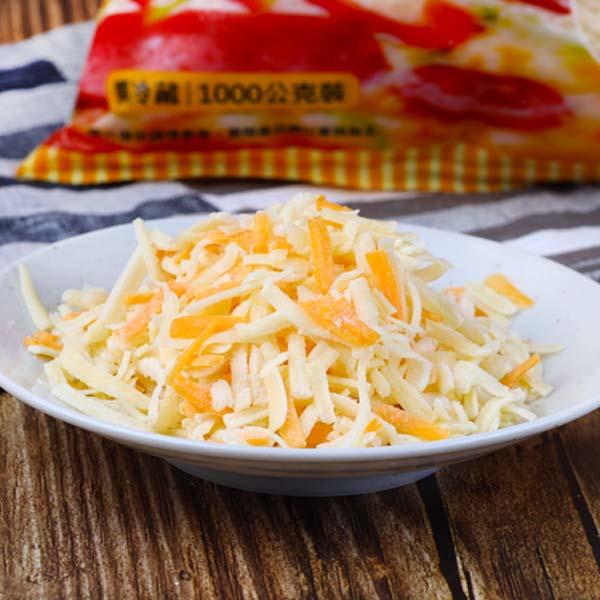 米其林雙色乳酪絲