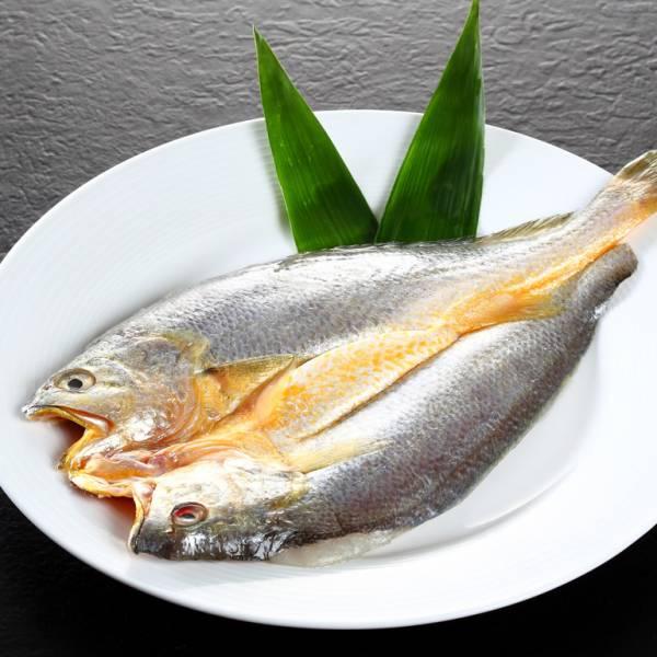 手製黃魚一夜干