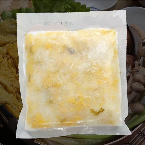 酸菜白肉鍋湯底