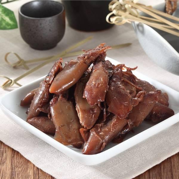 漁婦家餚-紅燒熟小卷(麻辣)