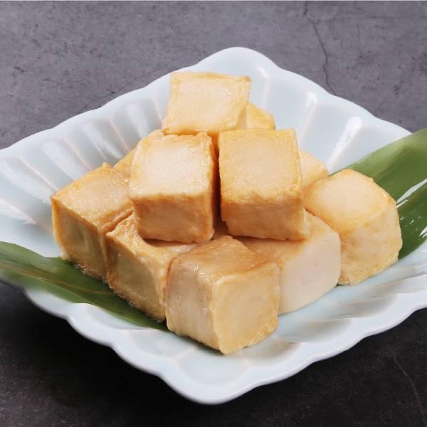 黃金鮮嫩魚豆腐