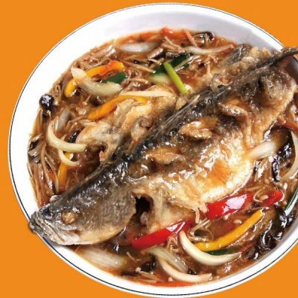 五柳枝鱸魚