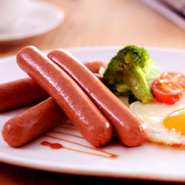 早餐點心小熱狗