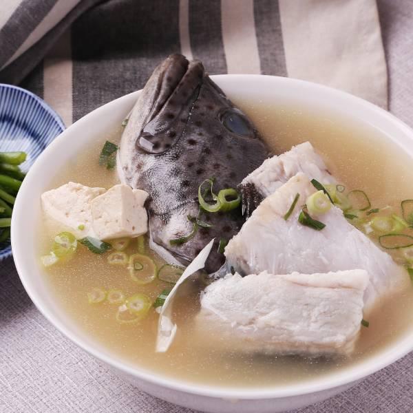 石斑魚頭下巴切塊 石斑魚,石斑清肉,海鮮宅配,冷凍石斑,冷凍魚,石斑魚頭